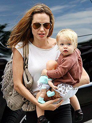Angie & Shiloh 2007