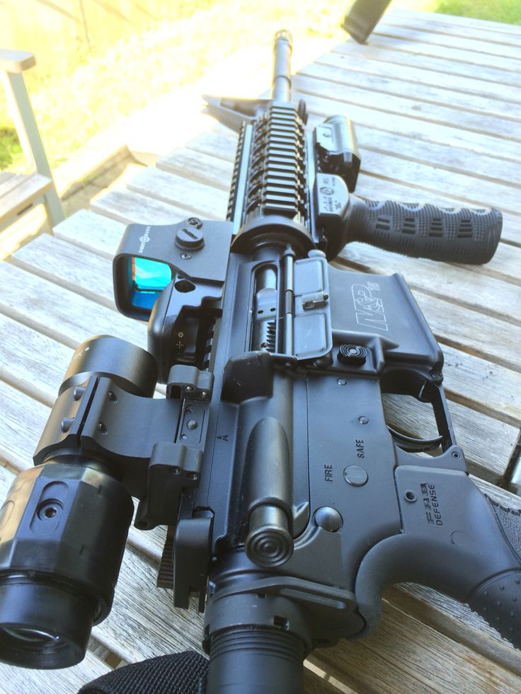 Smith&Wesson M&P 15 LOVELY Find our speedloader now!  www.raeind.com  or  http://www.amazon.com/shops/raeind