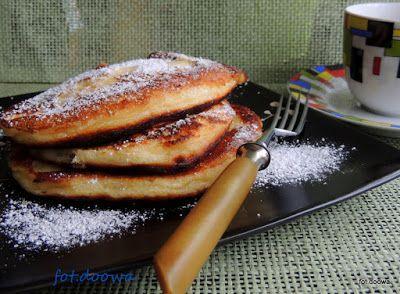 Moje Małe Czarowanie: Pankejki - Pancakes amerykańskie