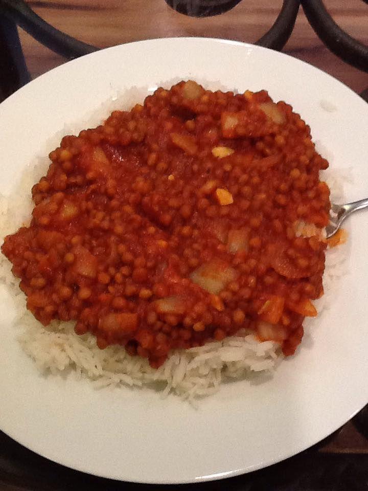 Lentil dahl recipe easy
