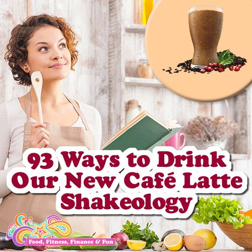 93 Ways to Drink Our New Café Latte Shakeology