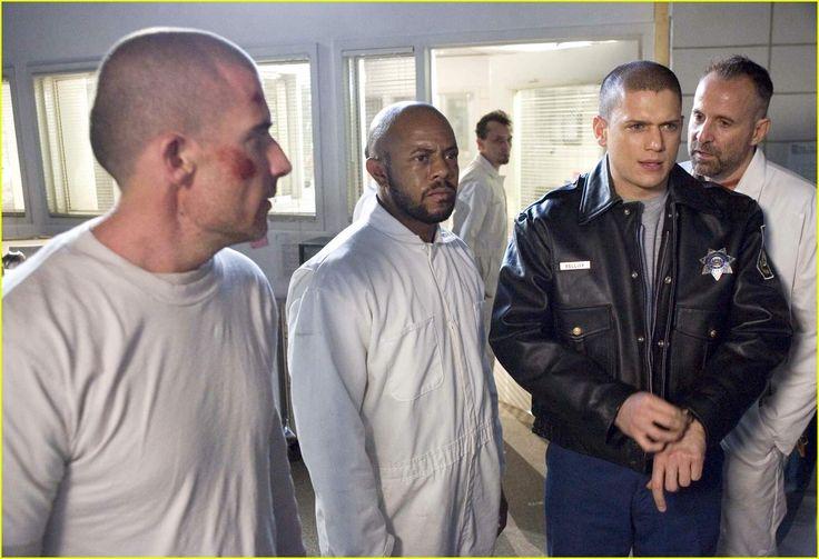 Prison Break Photographs | Prison Break Go | Prison Break, Wentworth Miller Photos | Just Jared