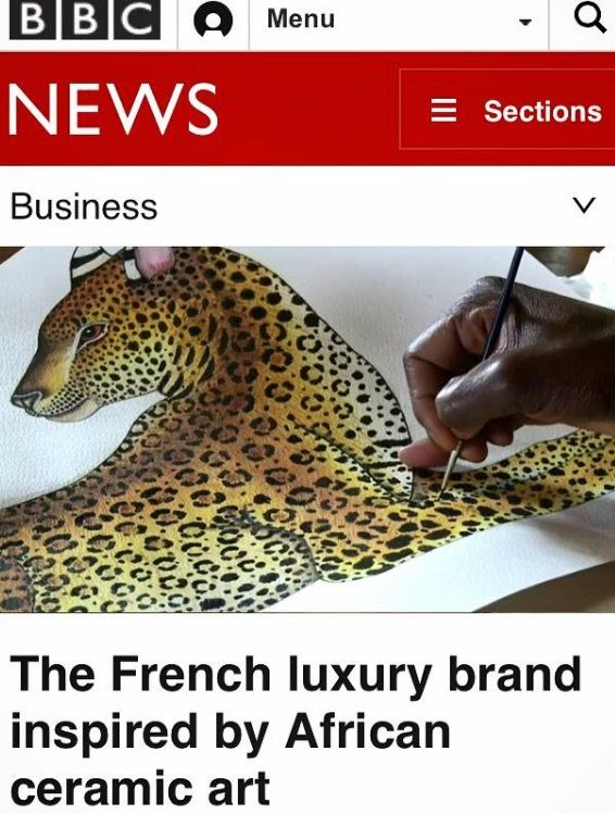 We are so excited to share with you the BBC News Documentary on Ardmore and our design collaboration with Hermès. http://www.bbc.com/news/38771559