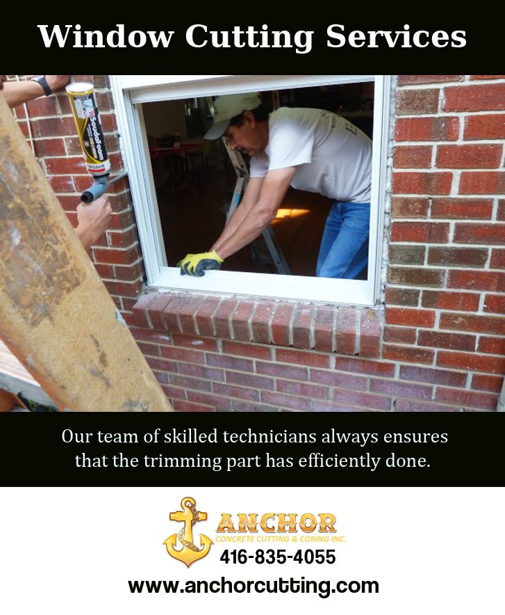 Are you searching #laser #window #cutting #services? then visit anchorcutting.COM today because we are specialist in #lasercutting. Call for a free estimate:- 416-835-4055 visit: http://www.anchorcutting.com/window-cutting-services.html #WindowCuttingServices