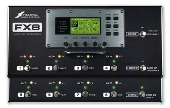 Fractal Audio FX8 Multi-Effects Pedalboard ($1350)