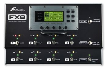 Fractal Audio FX8 Multi-Effects Pedalboard ($1350)