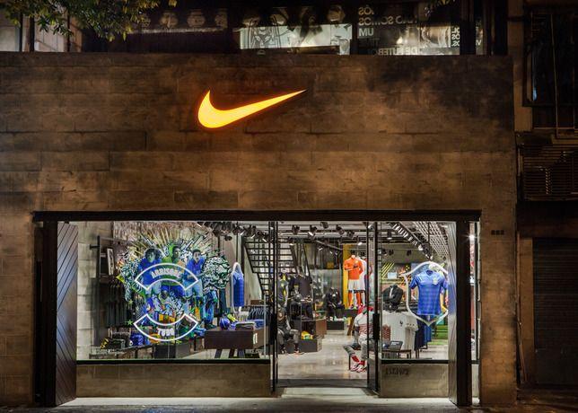 Nike abre sua primeira loja somente de futebol no mundo - Adnews - Movido pela Notícia