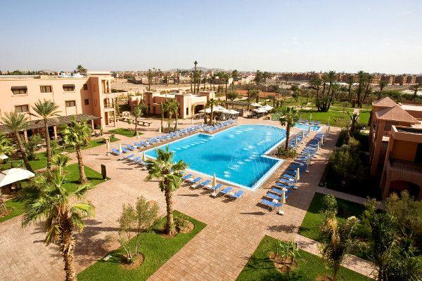 Hotel Maxi Club Atlas Resort Marrakech, promo Voyage Maroc Partir pas cher au Club Maxi Club Atlas Resort 4* prix promo Partir pas Cher à pa...