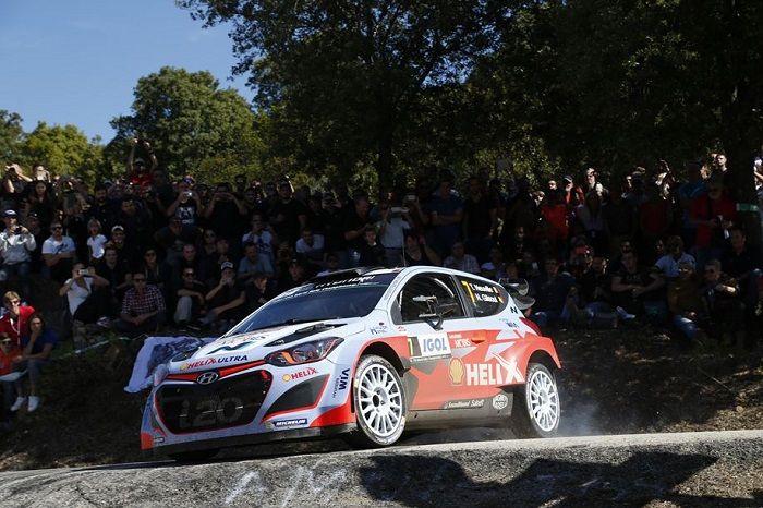 El piloto neozelandés Hayden Paddon logró obtener la quinta posición para Hyundai en el Rally de Córcega (Francia), a pesar de las fuertes lluvias y, por co(...)