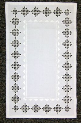 Laura Loge's Home Page - Hardanger Embroidery