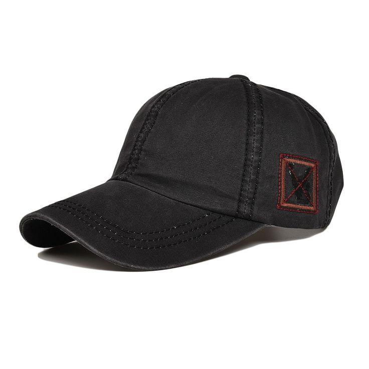 VOBOOM Outdoor Baseball Caps for Men Women Plaid Adjustable Sport Snapback Hip Hop Hats BQ019 (Grey)