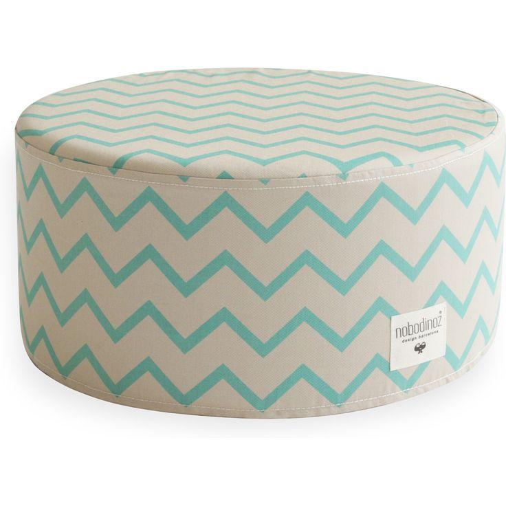 Un joli pouf pour décorer sa chambre et se détendre !