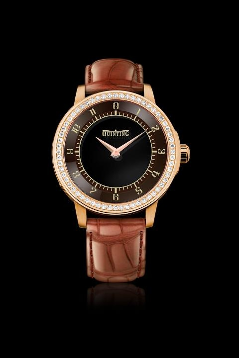 Mystique Q5PGL58D-1.38 CT from Quinting Watches.