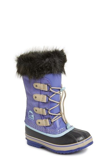 SOREL 'Joan of Arctic' Boot (Little Kid) available at #Nordstrom