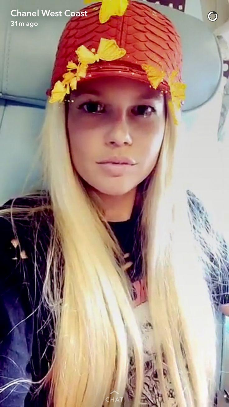 Chanel West Coast Snapchat Username @ccwestcoast