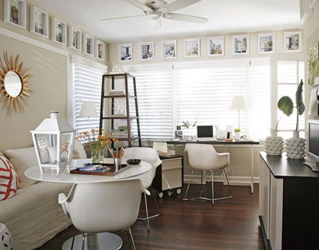 6 simple tricks to a perfectly organized home office