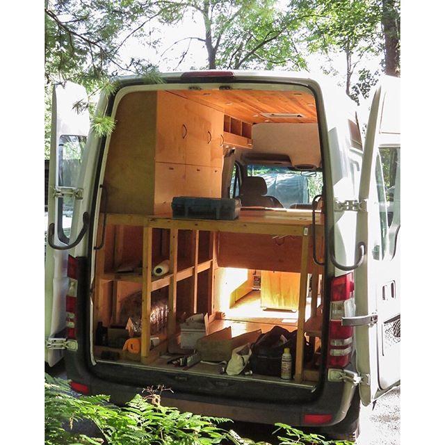 Vanlife Cookbook!   Sprinter Van Diaries