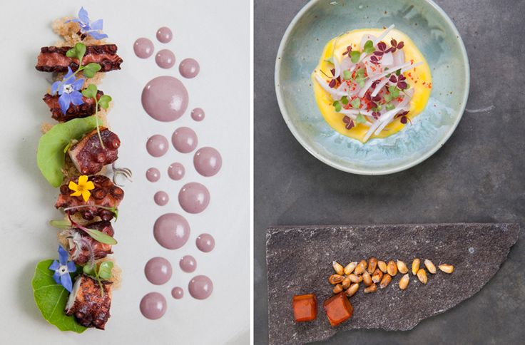 Ceviche restaurant to try in Fitzrovia!