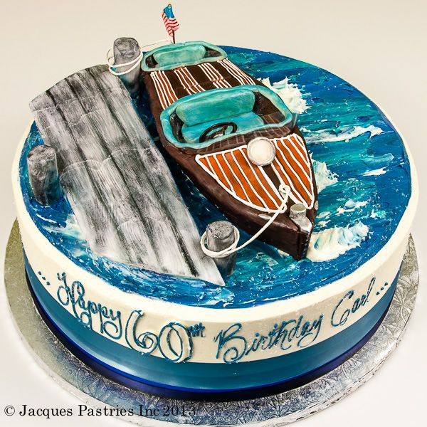 Boating Cake