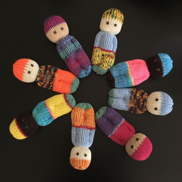 Addi express knitted comfort dolls                                                                                                                                                                                 More