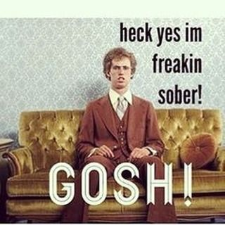 GOSH! REMEMBER SOBER PEOPLE YOU ALWAYS HAVE SKILLS SOBRIETY IS A HARD EARNED SKILL! GOSH!!!  QUOTE: Napoleon Dynamite: I don't even have any skills.  Pedro: What do you mean?  Napoleon Dynamite: You know like nunchuck skills bo hunting skills computer hacking skills. Girls only like guys who have great skills.  For more inspiration go to the link in our bio and click it to see our sober site GOSH! SubstanceForYou.com   #recoveryispossible #sober #sobriety #sobermovement #Soberissexy…