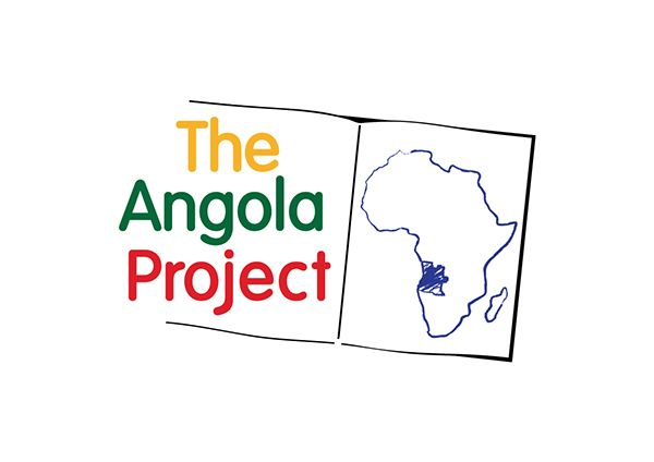 The Angola Project, Logo Design, Angola, Schools projects. Designed by Paper Aeroplane Creative. www.paperaeroplane.co.uk