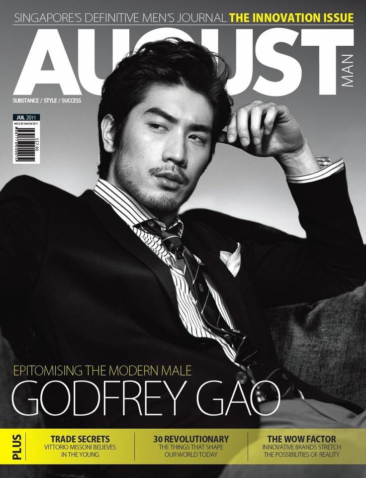 "Godfrey Gao to Photogenic Guy: ""Bitch, please."""