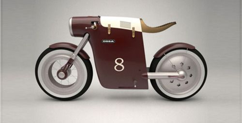 via Monocasco concept bike by Art-tic (http://www.dejoost.nl/monocasco-concept-bike-by-art-tic/)