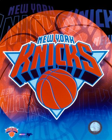 New York Knicks Team Logo - ©Photofile