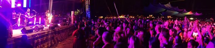 Reggae On The River 2014 Iration is on stage Humboldt County CA