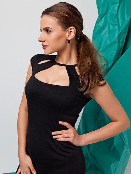 Оригинальные вырезы горловины для платья