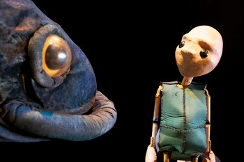Spare Parts Puppet Theatre : Welcome