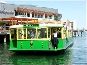 Melbourne Tramboat Cruises $45 adult