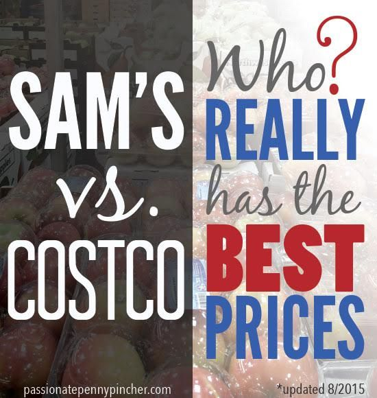 The Ultimate Aldi, Costco & Sam's Club Comparison Chart. Passionate Penny Pincher is the #1 source printable & online coupons! Get your promo codes or coupons & save.