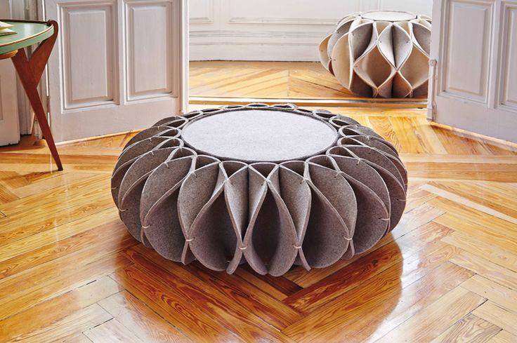 GAN by Gandia Blasco: tappeti, panche, pouf e cuscini