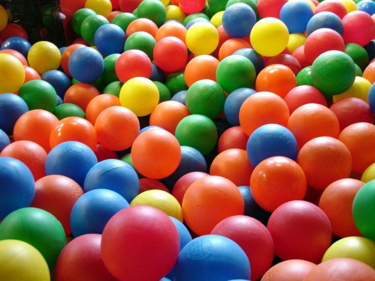 Image result for sensory play ball pit
