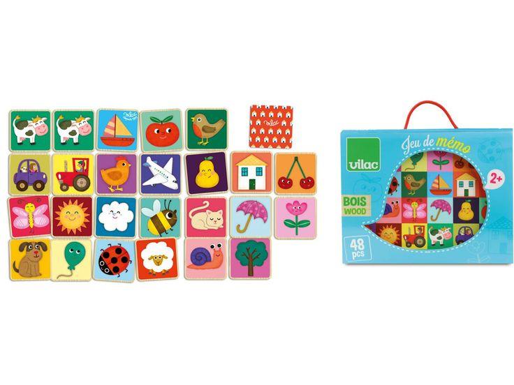 Kindermöbel, Kinderwagen & Kinderartikel online kaufen | Vilac Memory Natur  | online kaufen