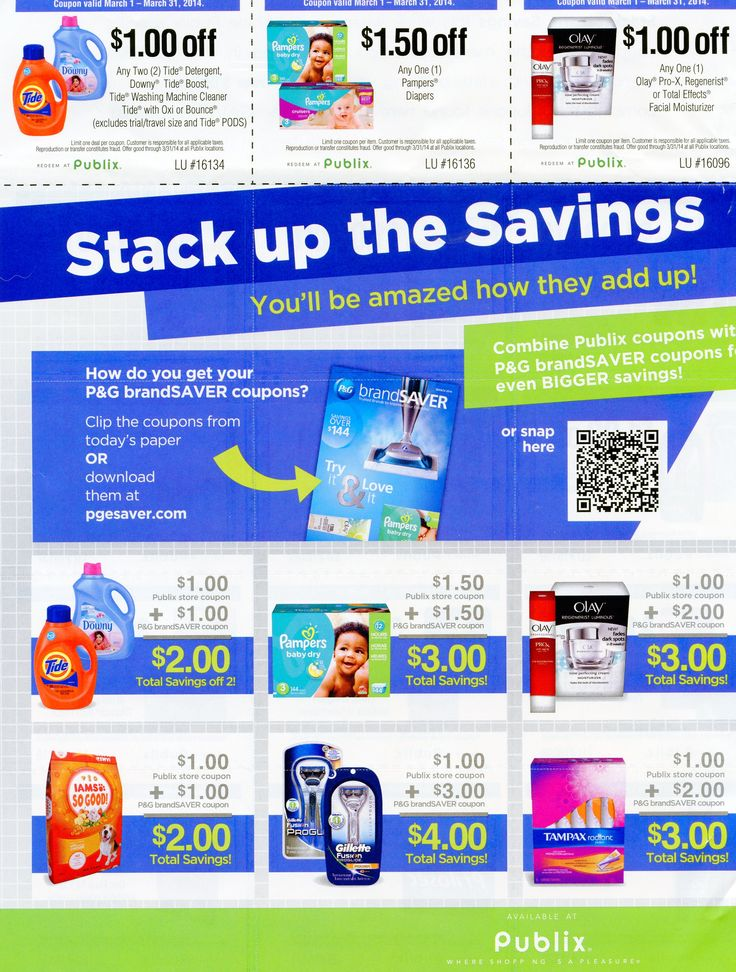 "NEW Publix Flyer Stack up the Savings ~ In Today's Newspaper! - http://www.thecouponingcouple.com/new-publix-flyer-stack-up-the-savings/  CHECK your Newspaper today for this NEW Publix Flyer ""Stack up the Savings""!  You can get all of the details including the coupons included at the link below  ► http://www.thecouponingcouple.com/new-publix-flyer-stack-up-the-savings/"