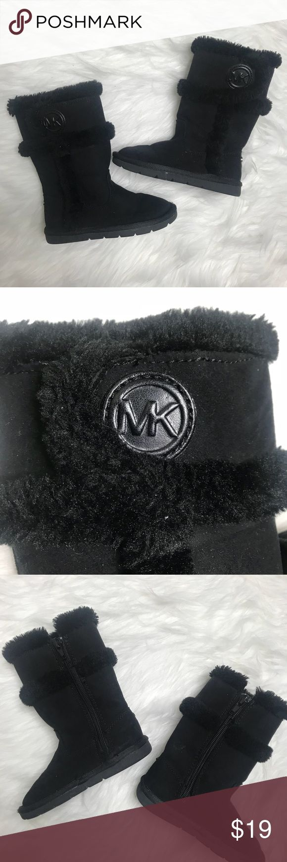Little girl Michael Kors Boots Good condition size 7 in little girls smoke free home MICHAEL Michael Kors Shoes Boots