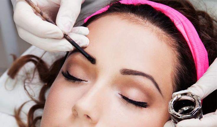Aprenda a fazer sobrancelhas de henna passo a passo