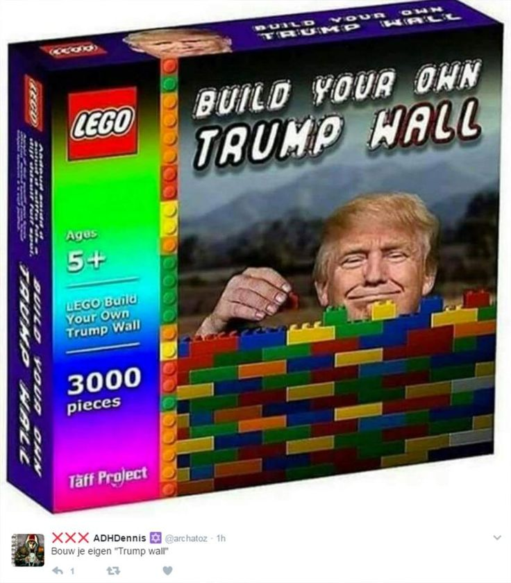 Donald Trump Mexican Wall Memes Erupt On Twitter As Leaders Continue To Insist They Will Never Pay A Penny