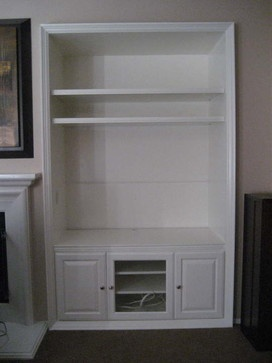 Built In Entertainment Center Design Ideas, Pictures, Remodel, and Decor - page 34