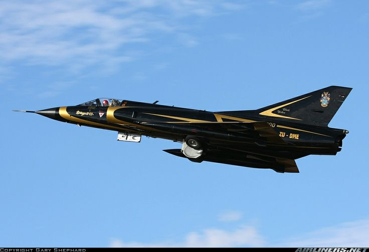 ☆ South African Air Force ✈ Mirage III BZ