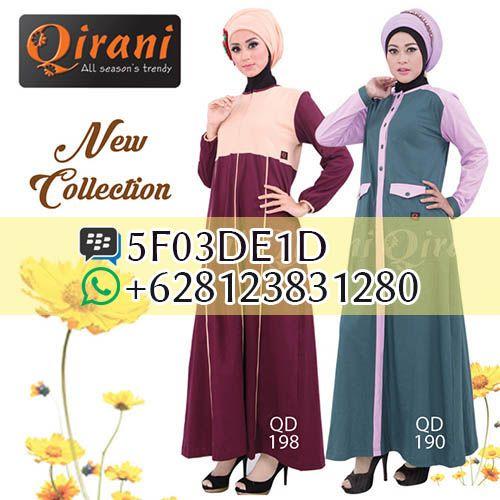Qirani QD 198, Qirani QD 190, Qirani atasan 2016. Dapatkan item ini di distributor resmi Filaika.com Hubungi : SMS / Whatsapp : 08123831280 BBM : 5F03DE1D