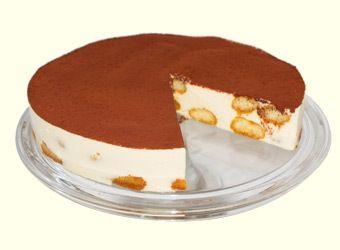 tiramisu tai ihan mikä vaan muu kakku á la Juustokakkutehdas