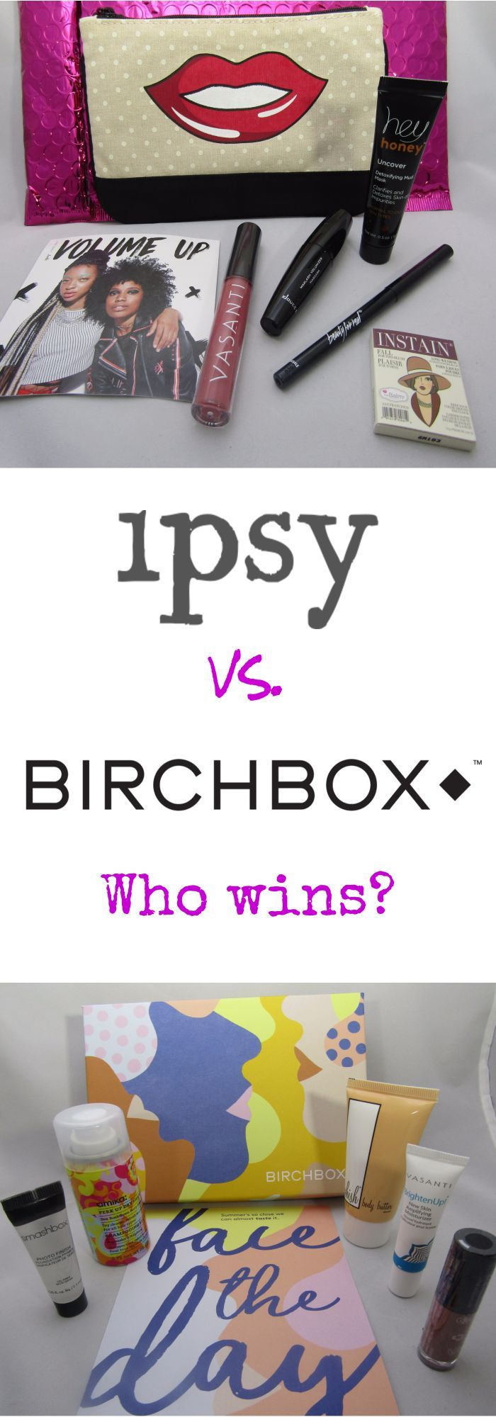 Battle of the Beauty Boxes: Birch Box Vs. Ipsy