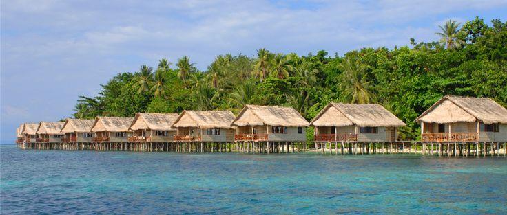 Papua Paradise EcoResort in Raja Ampat