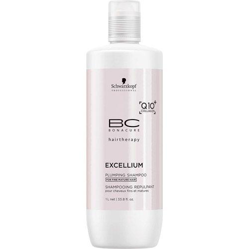 Image of Schwarzkopf Professional BC Bonacure Excellium Plumping Shampoo - 33.8…