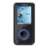 SanDisk Sansa e250 2 GB MP3 Player with microSD Expansion Slot (Black) (Electronics)By SanDisk