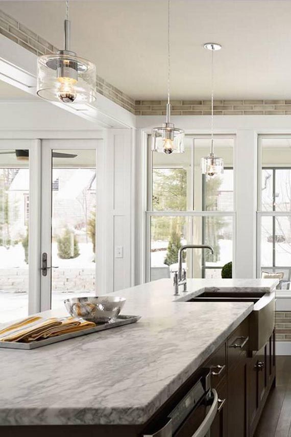 Lighting Style Guide Contemporary Kitchen Design Gallery